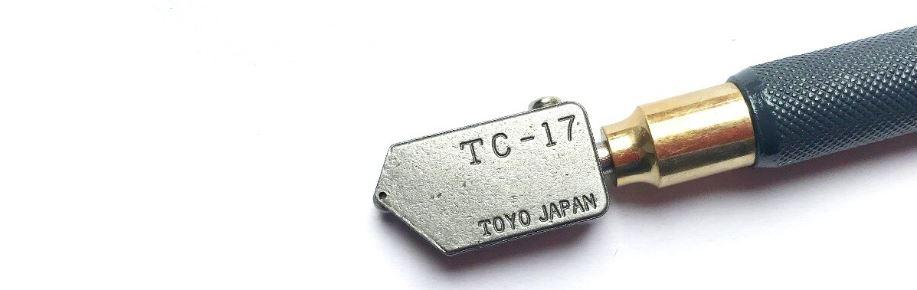 cortador de vidrio toyo tc-17